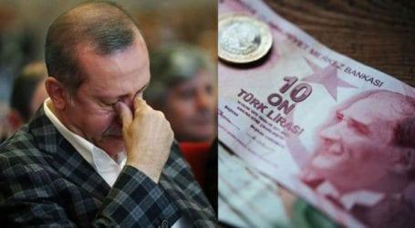 Η Τουρκία χρησιμοποίησε $165 δισ. από τα αποθεματικά μέσα σε δύο χρόνια