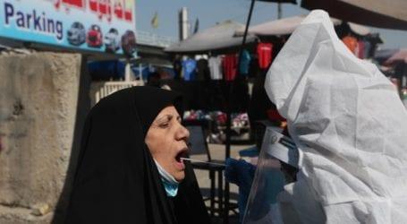 Ξεπέρασαν το 1 εκατομμύριο τα κρούσματα στο Ιράκ