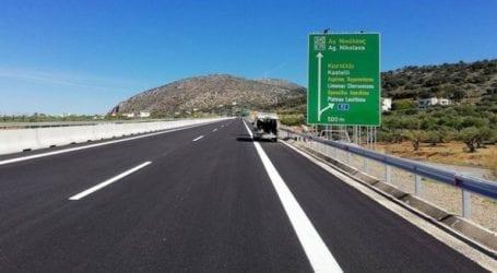 Καραμανλής: Σε τροχιά ολοκλήρωσης ο Ε65 στην Κρήτη