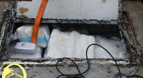 Τα ντοκουμέντα από τους τέσσερις τόνους κάνναβης που εντόπισε το ΣΔΟΕ σε κοντέινερ