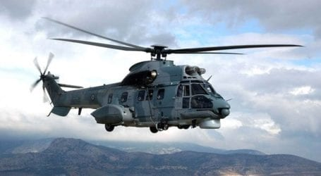 Μεταφορά ασθενών από νησιά του Αιγαίου και του Ιονίου με ελικόπτερα της Πολεμικής Αεροπορίας