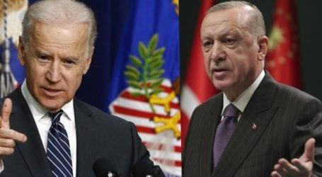 Μπάιντεν και Ερντογάν συμφώνησαν να συναντηθούν τον Ιούνιο στη σύνοδο του ΝΑΤΟ