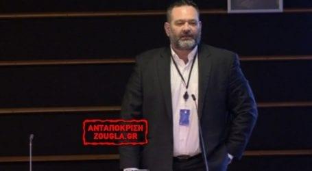 Δεν αίρεται η ασυλία του Χρυσαυγίτη ευρωβουλευτή Ιωάννη Λαγού από το Ευρωπαϊκό Κοινοβούλιο !!!