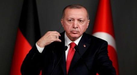 """Ο Ερντογάν καταγγέλλει """"την πολιτικοποίηση από τρίτους"""" της συζήτησης γύρω από τη Γενοκτονία των Αρμενίων"""