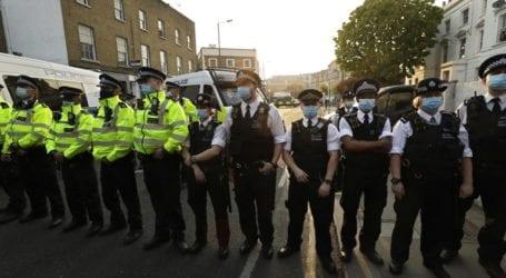 Πέντε συλλήψεις σε διαδήλωση κατά των περιοριστικών μέτρων