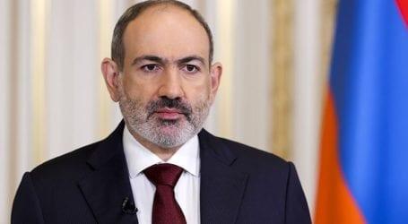 Παραιτείται ο πρωθυπουργός της Αρμενίας Νικόλ Πασινιάν