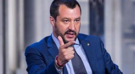 O Σαλβίνι ζητά από τους Ιταλούς να πουν «όχι» στη βραδινή απαγόρευση κυκλοφορίας