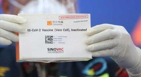Οι Aρχές ενέκριναν το κινεζικό εμβόλιο Sinovac για επείγουσα χρήση