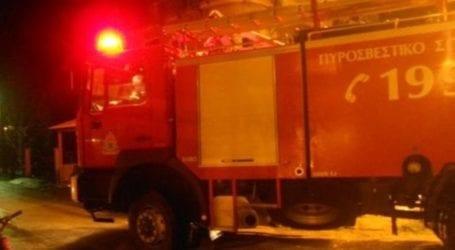 Κατασβέστηκε φωτιά σε διαμέρισμα στη Νέα Ιωνία
