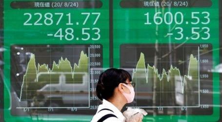 Οριακή πτώση των δεικτών στο αρχικό στάδιο των συναλλαγών
