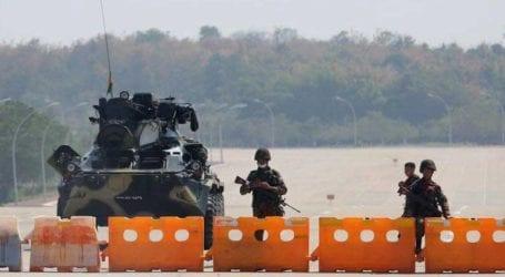Οργάνωση ανταρτών λέει πως «κατέλαβε» βάση του στρατού στα σύνορα με την Ταϊλάνδη