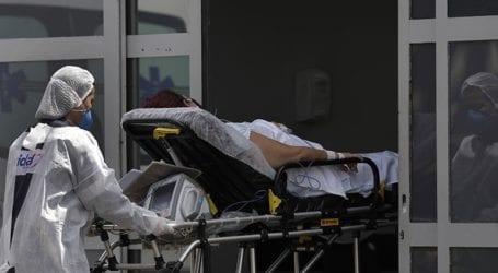 Η Ρωσία ανακοίνωσε 8.053 νέα κρούσματα και 392 θανάτους