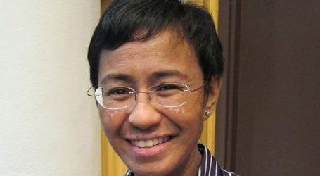 Η δημοσιογράφος Μαρία Ρέσα από τις Φιλιππίνες κέρδισε το Βραβείο Ελευθερίας του Τύπου