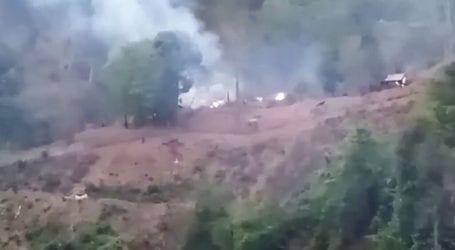 Επιθέσεις εναντίον δύο αεροπορικών βάσεων