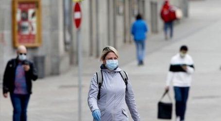 Η Ρωσία ανακοίνωσε 9.284 νέα κρούσματα και 364 θανάτους