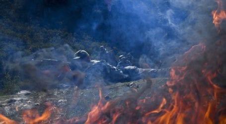Τρεις νεκροί και 48 τραυματίες από τις συγκρούσεις στη μεθόριο