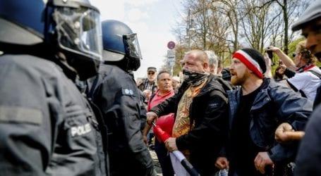 Ισχυρή αστυνομική δύναμη στο Βερολίνο ενόψει των κινητοποιήσεων για την Πρωτομαγιά