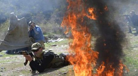 13 νεκροί στις συγκρούσεις στα σύνορα των δύο κρατών