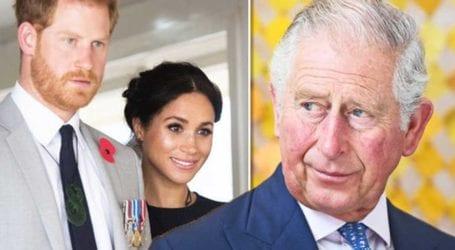 Ο πρίγκιπας Κάρολος σκέφτεται να απομακρύνει τους Sussexes για να μειώσει τα έξοδα του Παλατιού!