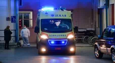 Βόλος: Βρέφος 2 ημερών ύποπτο για κορωνοϊό μεταφέρθηκε στη Λάρισα