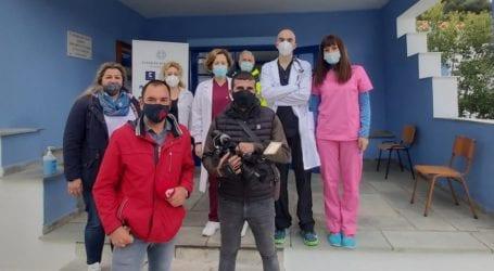 O ALPHA προωθεί Covid-free εξωτικές διακοπές στην Αλόννησο!