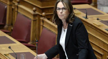 Κ.Παπανάτσιου : «Η Κυβέρνηση έχει χάσει την επαφή με την καθημερινότητα των πολιτών»