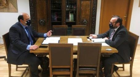 Χρ. Τριαντόπουλος: Κοντά στα 6 εκατ. ευρώ η χρηματοδοτική στήριξη για τις ακτοπλοϊκές γραμμές προς τις Β. Σποράδες
