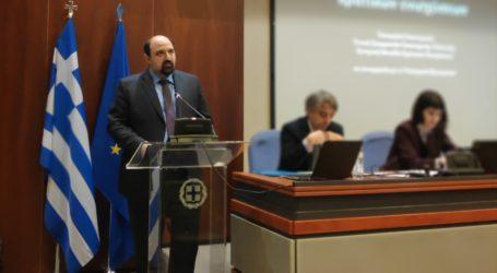 Χρ. Τριαντόπουλος: Η ΕΤΕπ στηρίζει το Εθνικό Σχέδιο Ανάκαμψης και Ανθεκτικότητας