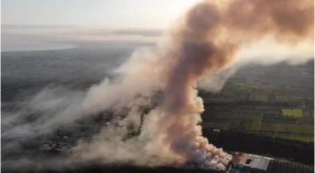 Ανησυχία της Επιτροπής Πολιτών Βόλου για πυρκαγιές σε εργοστάσια ανακύκλωσης