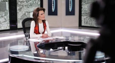 Η Γιάννα Αγγελοπούλου στην TRT