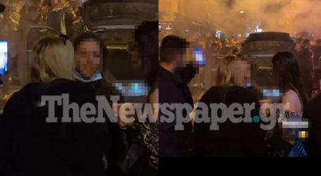 Η αστυνομία ταυτοποίησε και τον χθεσινό …dj του κορωνοπάρτι στο κέντρο του Βόλου