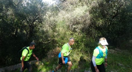 Στο Τισαίο Όρος στο Τρίκερι θα γίνει η πεζοπορία της Κυριακής
