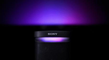 Η Sony παρουσιάζει τη νέα σειρά ηχείων X-Series, εμπλουτισμένη με 3 ολοκαίνουργια, δυνατά ασύρματα ηχεία