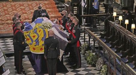 Κηδεύεται ο Πρίγκιπας Φίλιππος