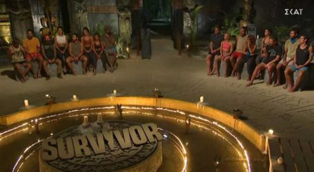 Survivor: Αυτός είναι ο πρώτος υποψήφιος προς αποχώρηση μετά τις νέες ομάδες