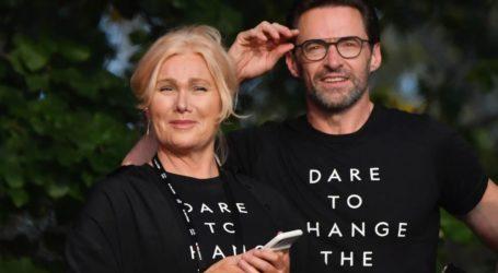 Το τρυφερό μήνυμα του Hugh Jackman για την 25η επέτειο του γάμου του