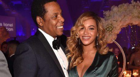 Το αναπτρεπτικό outfit της Beyonce για την 13η επέτειο γάμου της με τον Jay Z