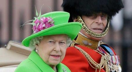 Δείτε μια σπάνια οικογενειακή φωτογραφία του πρίγκιπα Φιλίππου με τα δισέγγονά του