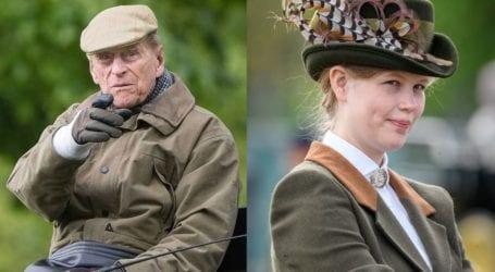 Πρίγκιπας Φίλιππος: Το ιδιαίτερο δώρο που άφησε ως κληρονομία στην εγγονή του Louise Windsor