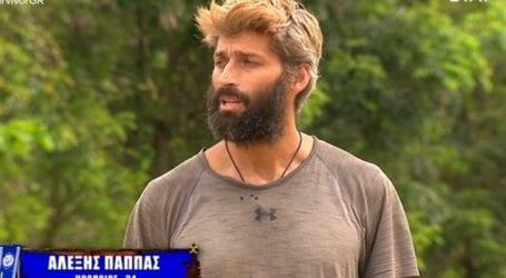 Survivor 4: Με αυτά τα χρήματα έφυγε ο Αλέξης Παππάς από το ριάλιτι