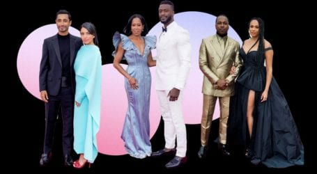 Oscars 2021: Τα λαμπερά ζευγάρια στο κόκκινο χαλί