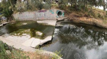 """Μηνυτήρια αναφορά για το """"περιβαλλοντικό έγκλημα"""" στο ρέμα Τραχώνων/Αγ. Νικολάου"""