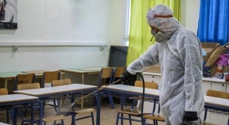 Σε αναστολή λειτουργίας αυτά τα σχολεία (τμήματα) της Λάρισας λόγω κρουσμάτων κορωνοϊού