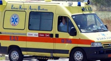 Νεκρός 61χρονος στην Κουκουράβα – Έπεσε σε ρέμα 2,5 μέτρων
