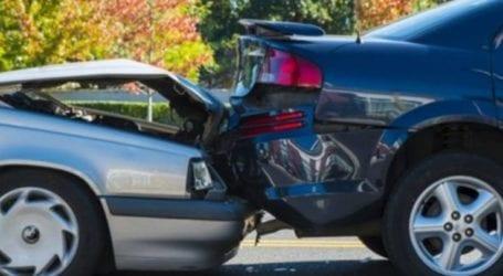 Σύγκρουση αυτοκινήτων στη Λάρισα – Στο νοσοκομείο μεταφέρθηκε γυναίκα τραυματίας