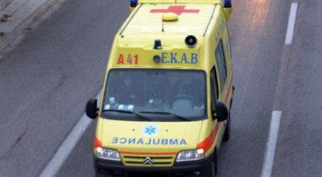 Βελεστίνο: Περιπέτεια για 4χρονη – Μεταφέρθηκε στο Νοσοκομείο Βόλου