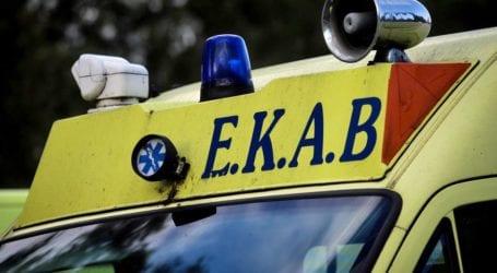 ΤΩΡΑ: Απόπειρα αυτοκτονίας στην Αγριά Βόλου – Άνδρας έκοψε τις φλέβες του και πήρε χάπια