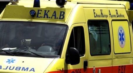 Κατέρρευσε γυναίκα στο κέντρο του Βόλου – Τραυματίστηκε σοβαρά