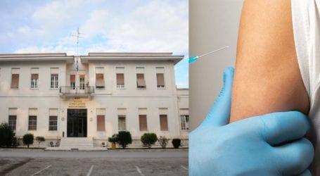 """Έκλεισαν ήδη τα πρώτα ραντεβού για το """"mega"""" εμβολιαστικό κέντρο στο 404 Στρατιωτικό Νοσοκομείο της Λάρισας"""
