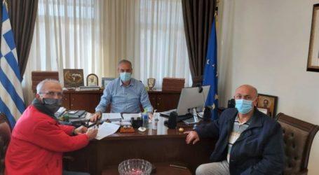 Σε νέα γραφεία κεντρικές υπηρεσίες του Δήμου Ελασσόνας